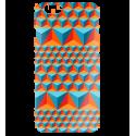 I Cover 6 Diamonds Effect - Coque pour iPhone 6, 6S Blue