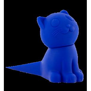 Cale-porte - Doorcat - Bleu