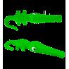 Crocporte - Cale-porte Verde