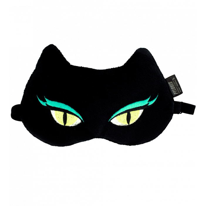 Cat My Eyes - Masque yeux Black Cat