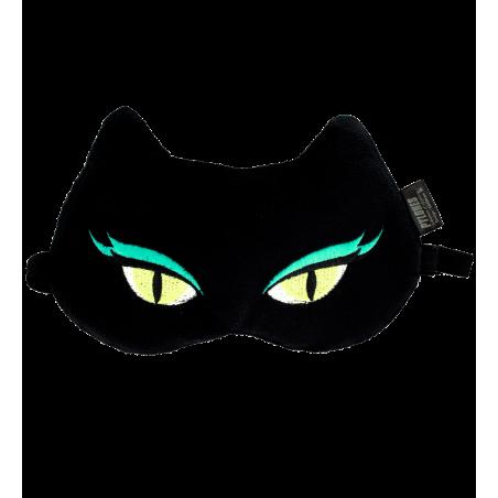 Schlafmaske - Cat My Eyes Black Cat