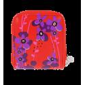 Piccolo portafoglio - Voyage Orchid Blue