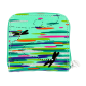 Piccolo portafoglio - Voyage Dahlia
