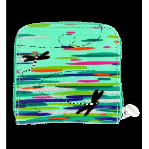 Petit portefeuille de voyage - voyage - Reflet