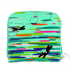 Piccolo portafoglio - Voyage - Reflet