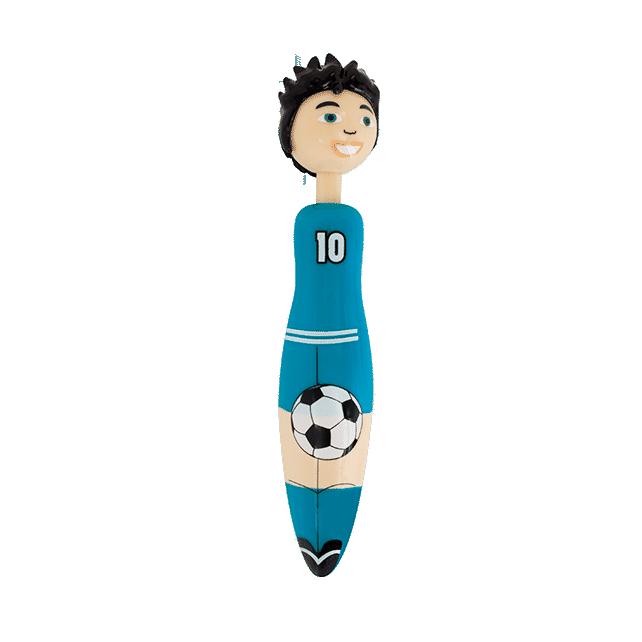 Retractable ballpoint pen - Occupation Pen Football