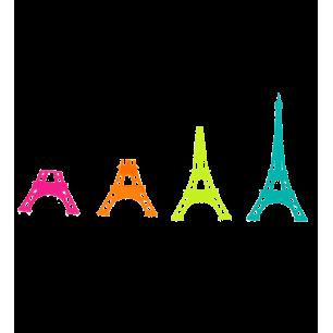Monuments - Set de 4 aimants