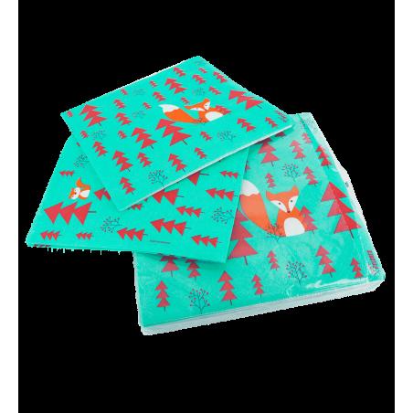 Winter Spirit - Confezione da 20 tovaglioli di carta