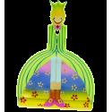 Paletta e scopino - Cendrillon Arlequin