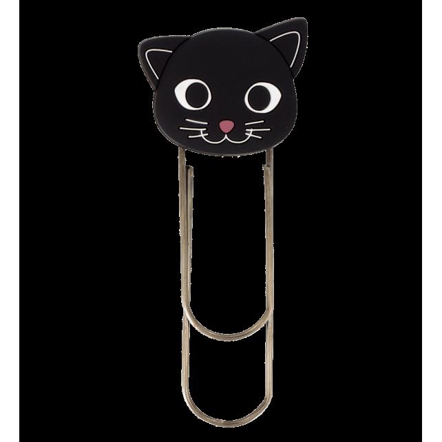 Large bookmark - Ani-bigmark Cat