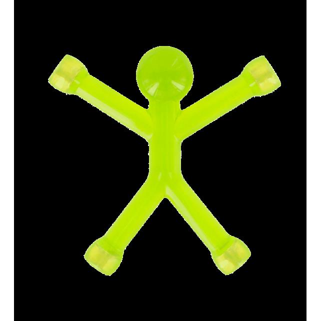 Mini Qman - Aimant translucide Light Green