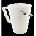 Tazza mug - Maxi Tweet Nero