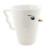 Maxi Tweet - Mug Weiss