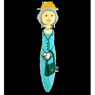 Queen Pen - Druckkugelschreiber