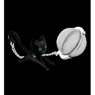 Infuseur à thé - Chabonthé - Noir