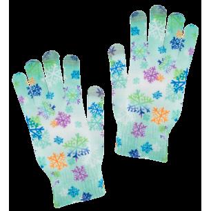 Touch Gloves - Guanti tattili - Ice