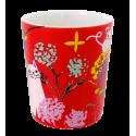 Espresso-Tasse - Tazzina Jardin fleuri