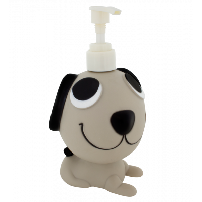 Soap dispenser - Junior - Grey