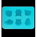 Ani Cube - Moule à glaçons Blau