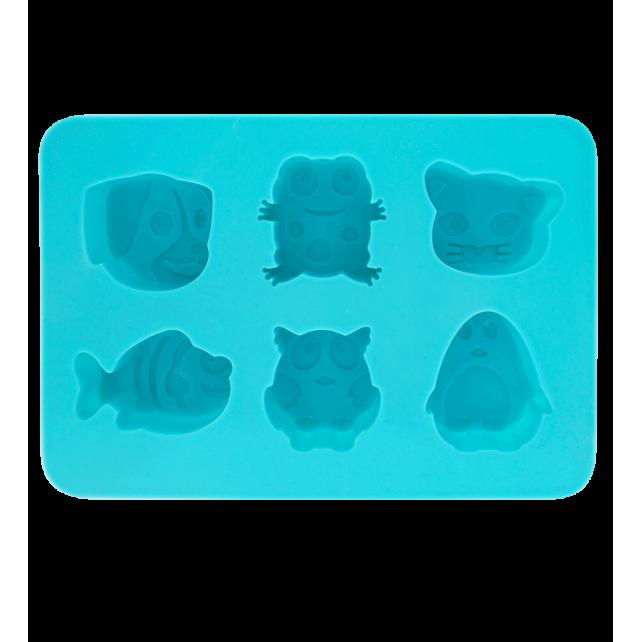 Ani Cube - Moule à glaçons Blue