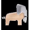 Tire bouchon - Eléphant