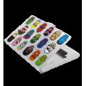 Porte cartes de visite - Busy Nymphea
