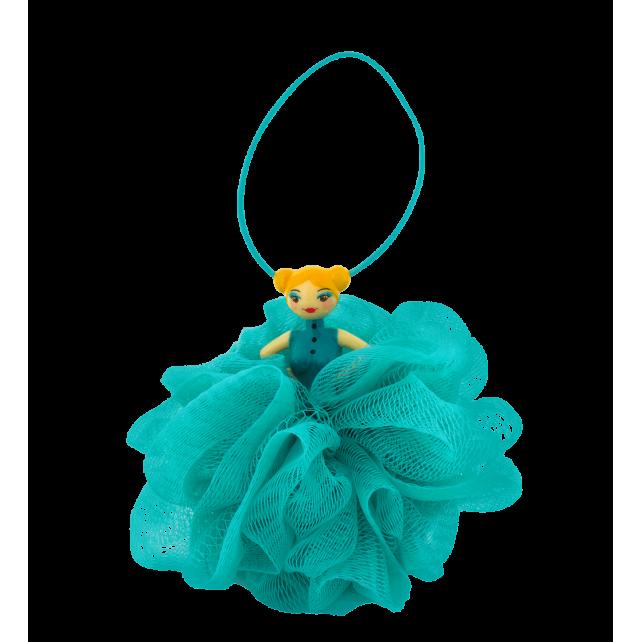 Fleur de douche - Soapinette Bleu