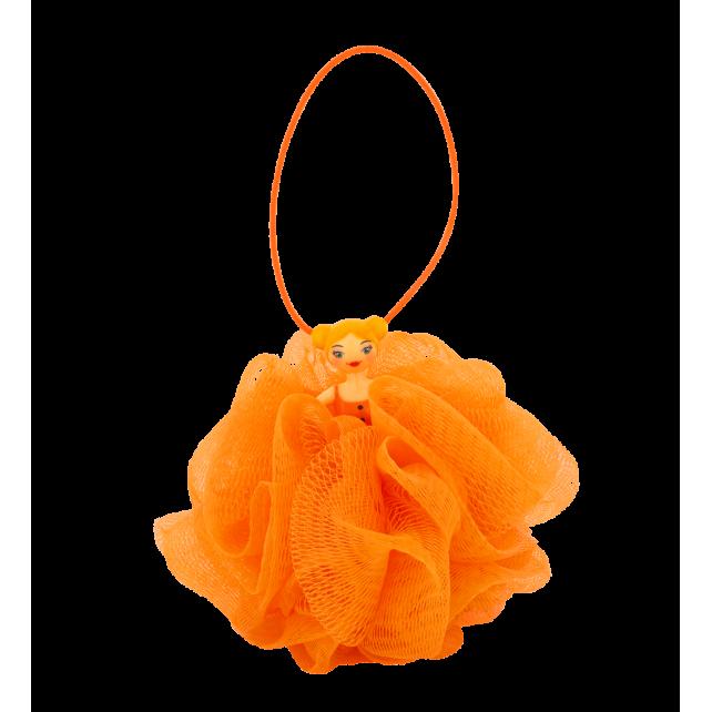 Soapinette - Spugna da doccia Arancione - Pylones