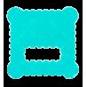 Chew Chew - Anneau de dentition Blue