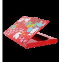 Business card holder - Busy Cerisier
