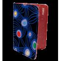 Passport holder - Voyage Blue Flower