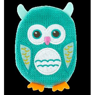 Hand warmer - Warmly - Owl Blue