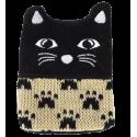 Taschenwärmer - Warmly Black Cat
