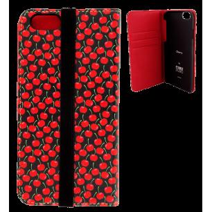 Custodia a portafoglio per iPhone 6, 6S - Iwallet