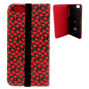 Flap cover for iPhone 6, 6S - Iwallet Bayadere