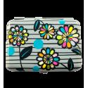 Zigarettenetui - Cigarette case Orchid Blue