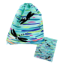 Sportbeutel - Swim DS Shark