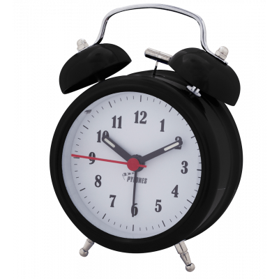 Alarm clock - Colortime - Black
