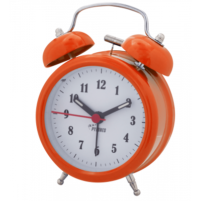 Alarm clock - Colortime - Orange