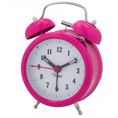 Alarm clock - Colortime - Pink