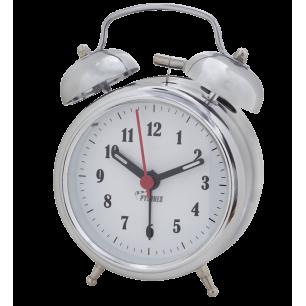 Alarm clock - Colortime - Silver