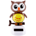 Personnaggi danzanti ad energia solare - 1-2-3 Soleil Snowman 1
