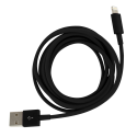 Iphone cable - Usb Xl Black