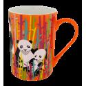 Mug - Schluck Coquelicots