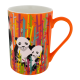Mug - Schluck White Cat