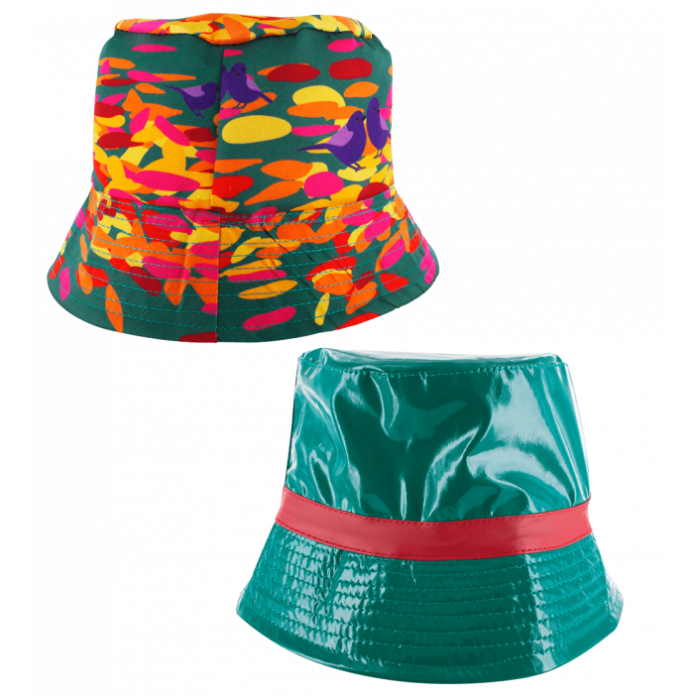 Cappello da pioggia T58 - Boby Feuilles d'automne