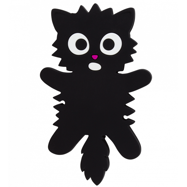 Cat Roll - Enrouleur de câble Noir