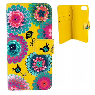 Custodia a portafoglio per iPhone 6, 6S, 7 - Iwallet 2