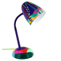 Lampe de bureau - Globe Trotter Orchid