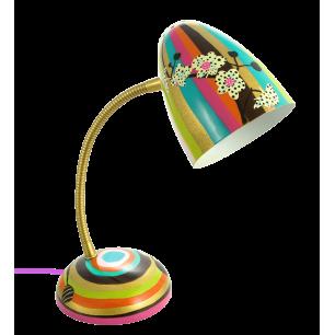 Lampe de bureau - Globe Trotter - Orchid